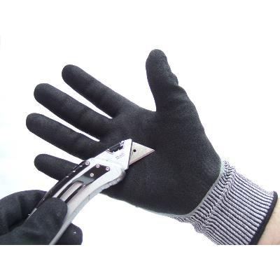 Gants anti coupure et tanche qualit pro taille 10 - Gant de protection cuisine anti coupure ...