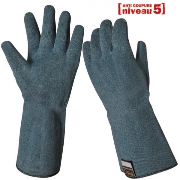 gants longs anti coupure anti chaleur imperm ables. Black Bedroom Furniture Sets. Home Design Ideas